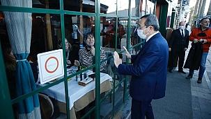 Batur'dan esnafa işgaliye desteği