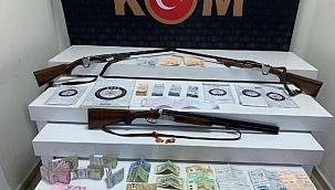 Denizli'de tefecilik operasyonu 4 tutuklama