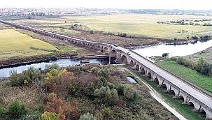 Dünyanın en uzun taş köprüsü Uzunköprü'nün restorasyonu başlıyor