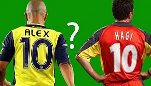 FIFA'dan Hagi-Alex oylaması