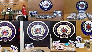 İzmir'de 1 haftada uyuşturucu operasyonlarına 15 tutuklama
