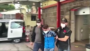 İZMİR Terör örgütünü öven 5 şüpheliye gözaltı