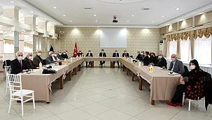 KÜTAV'da yeni yönetim belirlendi