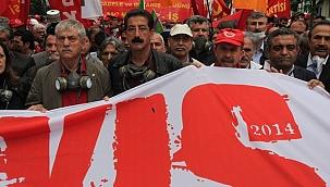 1 Mayıs'ta 'açlıktan öleceğiz' dememek için kavgamızı büyüteceğiz!