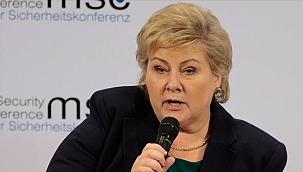 Covid-19 yasaklarını delen Norveç Başbakanı Solberg'e para cezası kesildi