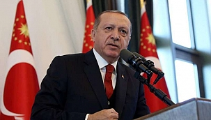 Cumhurbaşkanı Erdoğan'dan sert açıklama