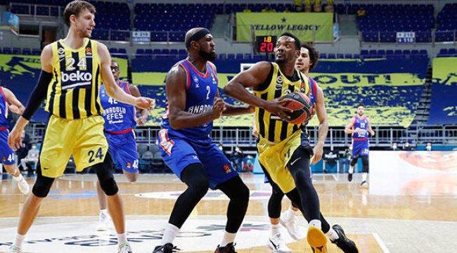 Euroleague'de Fenerbahçe ve Anadolu Efes'in rakipleri belli oldu