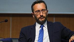 İletişim Başkanı Altun'dan 'Aylan Kurdi' tepkisi