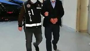 İzmir'deki FETÖ operasyonu; 1'i ihraç emniyet müdürü, 8 kişi tutuklandı