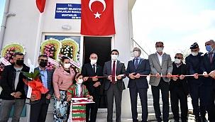 Kavlaklar'a yeni muhtarlık binası