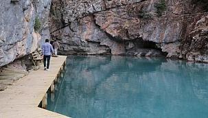 'Saklı cennet' Acıpayam Kanyonu, ziyarete kapatıldı