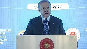 Son dakika... Cumhurbaşkanı Erdoğan açıkladı: Tamamen yerli imkanlarla üretilecek