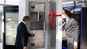 Türk Kızılay 1. Genel Başkan Yardımcısı İsmail Hakkı TURUNÇ Coolermed'i ziyaret etti.