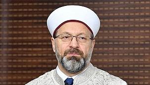 Diyanet İşleri Başkanı Ali Erbaş, ailenin önemine dikkati çekti