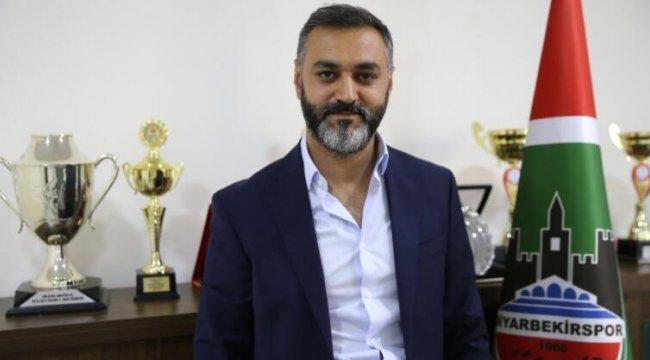 Diyarbekirspor'un 2. Lig sevinci