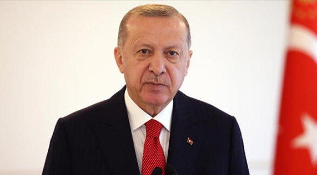 Erdoğan, Malezya Kralı Sultan Abdullah Şah ve Katar Emiri Al Sani ile görüştü