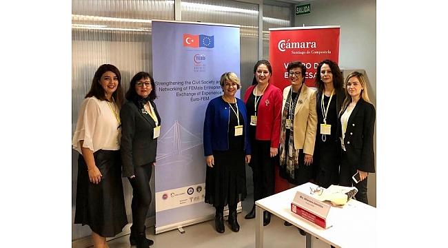 EURO-FEM final toplantısında bir araya geldiler