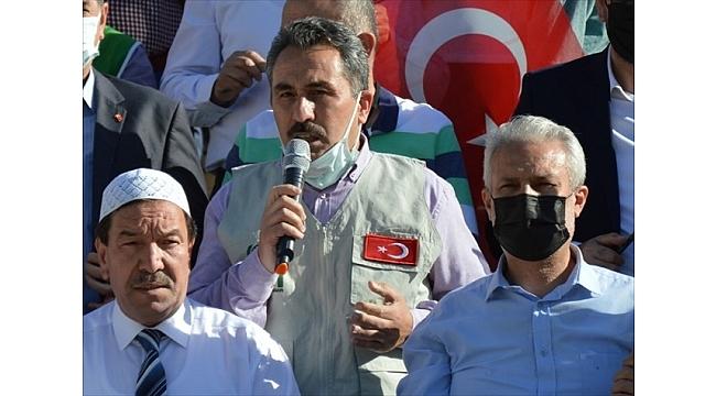 İsrail Manisa ve Aydın'da protesto edildi