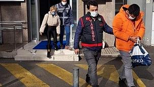 Kargo tuzağından 250 bin liralık vurgun: 2 tutuklama
