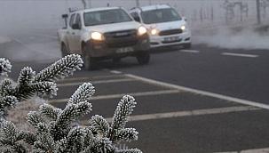 Meteoroloji il il uyardı: Sıcaklık 0'ın altına düşecek
