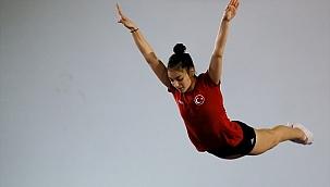 Sıla'nın hedefi olimpiyatlar