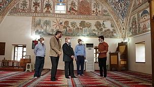 Vali Karadeniz'den, Yunus Emre ve Tabduk Emre Türbesi'ne Ziyaret
