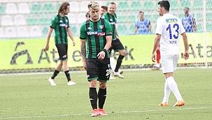 Yukatel Denizlispor Süper Lig'e veda etti