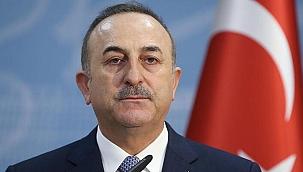Çavuşoğlu: Türkiye ve Fransa dost ve müttefik iki ülke ve böyle kalacaklar