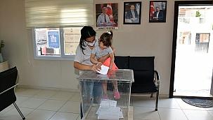 Çiğli'de Vatandaş Sandığa Gidiyor