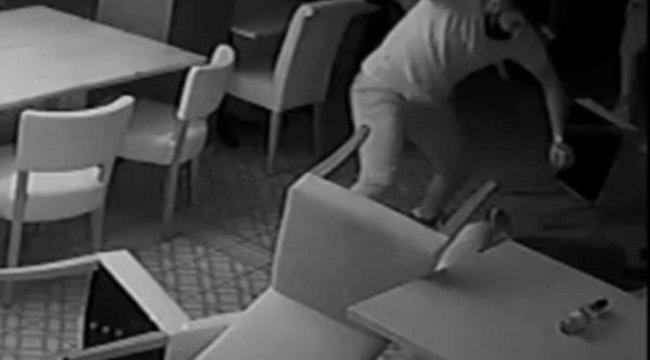 Didim Belediye Başkanı Atabay'a saldırı anının görüntüleri ortaya çıktı