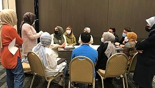 İMHAD 'Karar Alma Mekanizmalarına E-Katılım ve Gençlik' projesi,