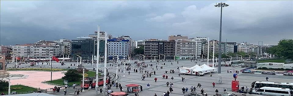 İstanbul'da 3,9 büyüklüğünde deprem meydana geldi