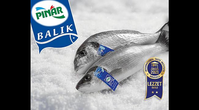 """Pınar Balık üçüncü kez """"Üstün Lezzet Ödülü"""" aldı."""