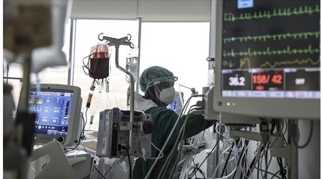 Türkiye'de 5 bin 480 kişinin Kovid-19 testi pozitif çıktı
