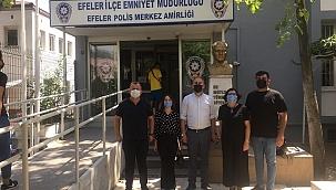 UCİM Aydın'dan Erciyes'e Ziyaret