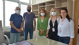 Yenidoğan Bebeklerin Kimlikleri Hastanede Çıkartılıyor