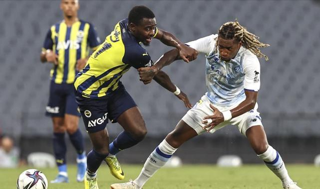 Fenerbahçe, Dinamo Kiev ile berabere kaldı