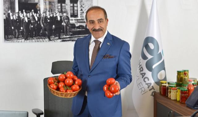 Kuru domates ihracatı 62 milyon dolara ulaştı