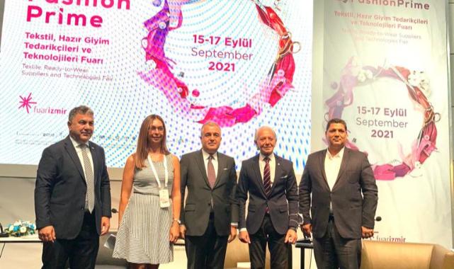 Moda sektörü Fuar İzmir'de geleceğini konuştu