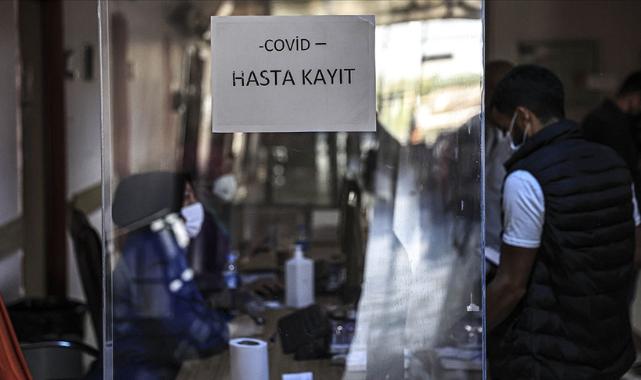 Türkiye'de 27 bin 197 kişinin Kovid-19 testi pozitif çıktı