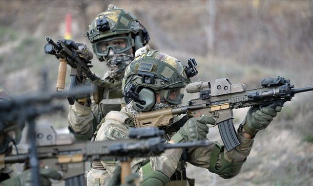 Zeytin Dalı bölgesinde 6 terörist etkisiz hale getirildi