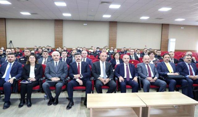 Emniyet Genel Müdürü Mehmet Aktaş İzmir'de
