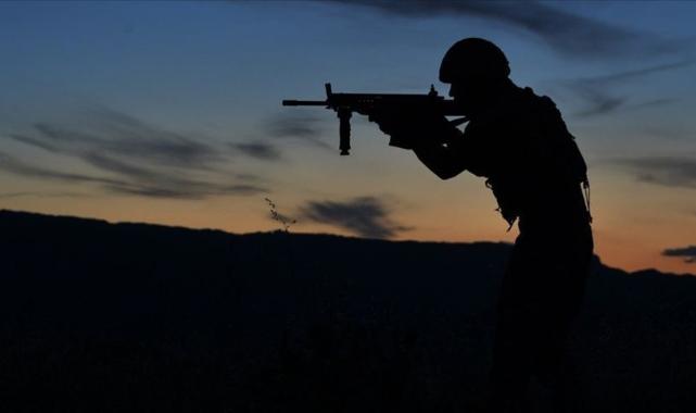 Pençe Yıldırım Operasyon Bölgesi'nde bir asker şehit oldu