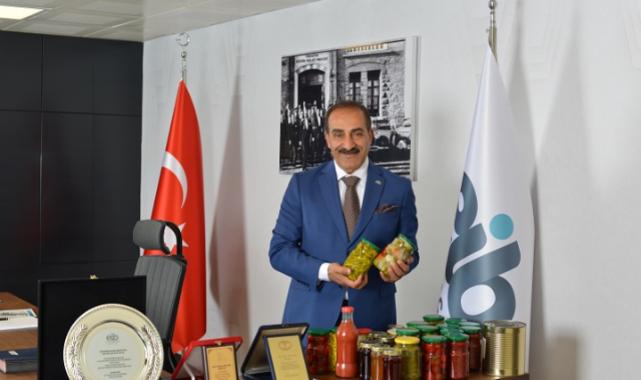 Türk meyve sebzelerini en çok Almanlar sevdi