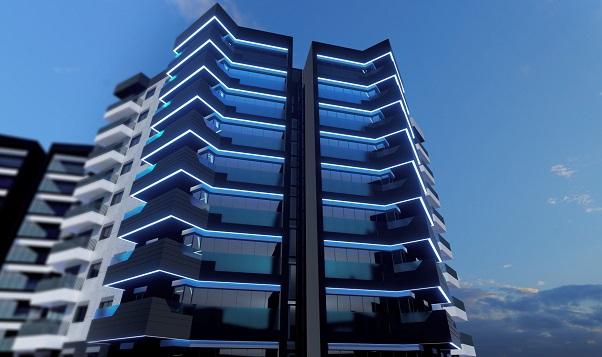 XL Mimarlık+Mühendislik İmzalı Lemariz İzmir'in İnşaatı Başlıyor!