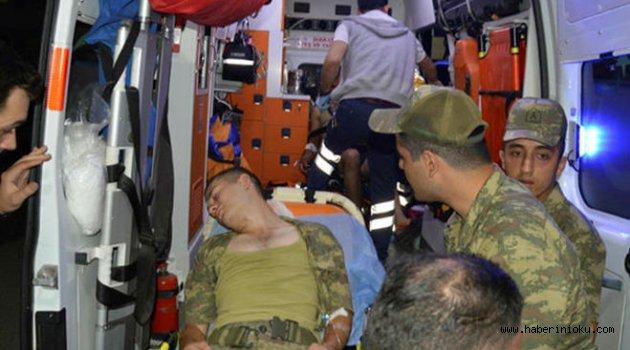 731 Asker Bu Sebepten Zehirlenmiş