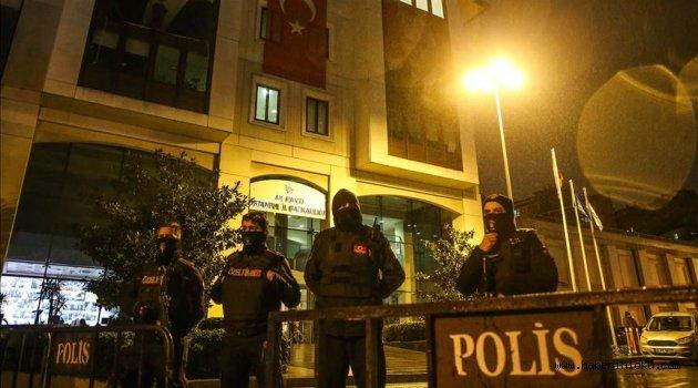 Emniyet ve AK Parti saldırganı arananlar teröristler listesinde
