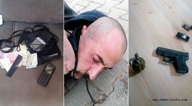 İstanbul saldırganı yakalandı