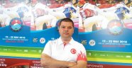 Ahmet Bereket İzmir'in gururu