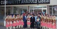Bu öğrenciler Denizli'ye Türkiye birinciliğini getirdi